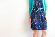 wear it. dressed up. / by Janna