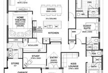 Dream on girl... Homeplans for in my dreams