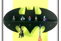 Batman Bedroom