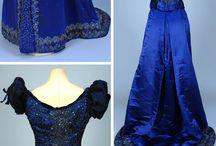 Victorian Fashion 1880's Costume Inspiration