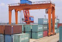 Ellsen container gantry crane for sale