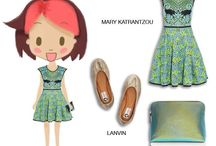 Karabraun's Lookbook / What is today's trend? If you like Kara's fashion statement, follow her ♕ style here ^-^