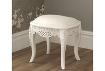 Dressing Table Stools and Seats