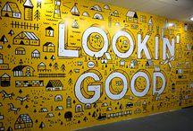 Mural / wall art