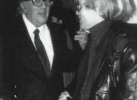 """FELLINI POLITICO? / Una board di Pinterest e un'intervista (http://www.lavoroculturale.org/spip.php?article347) su  un libro che racconta l'Italia attraverso gli occhi di Federico Fellini. Il libro è """"Viaggio al termine dell'Italia. Fellini Politico"""" (Rubettino, 2012), l'autore è Andrea Minuz"""