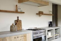 Kitchen Ideas / by Em Schwartz