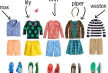 :picture day outfits: / by Morgan Ladner