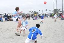 Beach Soccer in Oceanside / by Beach Soccer