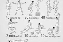 Work out and health