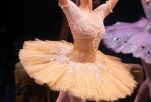 Poses ballet