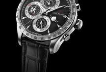 Carl F. Bucherer / Dérivée de la célèbre chaine de magasin Bucherer, la manufacture Carl F. Bucherer propose de très belles montres.