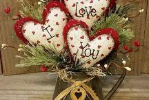 valentiske dekoracie