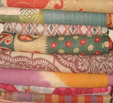 quilt obsessed / I am a 28 year old women,obsessed with quilts. They are my security blankets. I have a couple quilts that are torn to shreds...but I won't get rid of them...I think they are better that way. / by Heather Pilarczyk