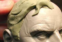 3d art || Clay - tutorials