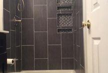 Salle de bain sous-sol