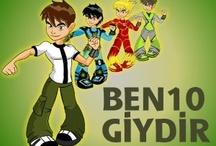 Benten Oyunları / En güzel Benten ve Ben 10 oyunları ile Ben ten karakterimizi yönetebilirsiniz.