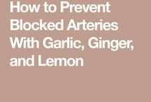 receipe to cook for heart blockage