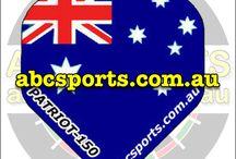 Darts 8-ball Flags Australia