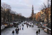 Amsterdam toen en nu / by Marjoleine Heerding