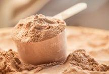 Ernährung / Wir geben Tipps für eine gesunde Ernährung, egal ob für eine Diät oder den Muskelaufbau, von Low Carb und Glutenfrei bishin zu den angesagten Superfoods wie z.B. Chia-Samen