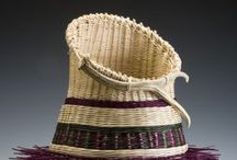 DIY Basketry GROUP BOARD / Tips, tricks, and kits  to make hand woven baskets for your home, cabin, lodge, dwelling, abode, SPACE.  Please share your inspiration.