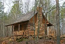 Cabin / by David Gould