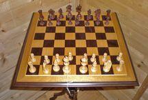 Σκάκι / Σκάκι φιλοτεχνημένα από τον Γιώργο Παττέ | www.pattes.gr