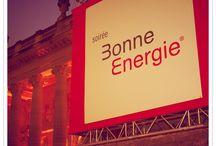 Soirée Bonne Energie by PRD Office / L'agence Basile & Tristan a eu le privilège d'organiser la soirée Bonne Energie de PRD Office le jeudi 19 septembre 2013 dans la galerie Sud-Est du Grand Palais à Paris.