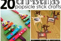 crafts for kids to make for christmas