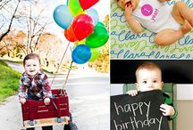 Baby/Toddler Picture Ideas / by Michelle McKibben
