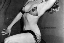 Famous Pin-Ups / by Gene Bannister