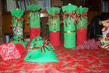 """Empaques navideños - """"kuentas"""" / Algunos de los productos hechos a mano por artesanos colombianos y que se consiguen en """"KUENTAS"""" www.kuentas.com.co"""