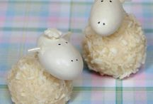 Sheep kids party ideas