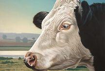zwierzęta - malarstwo