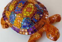 Mosaic / Tortoise