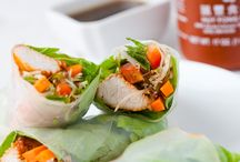Rice Paper Rolls Recipes