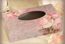 салфетница коробочки