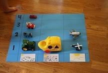 toy theme activities