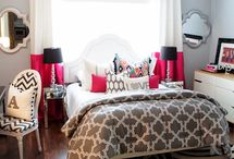 Bedrooms / by Lucy Arce