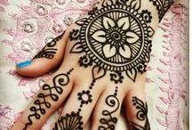 henna art/tatoo