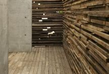 Architecture: Materials Timber