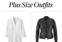 Plus size for O-shape