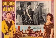 Türk Sineması film afişleri
