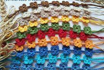 Crochet: bracelets