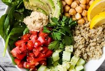 Bowls og salater