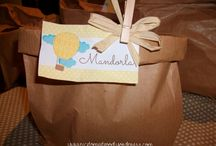Candy Buffet & Favor Bag Tag