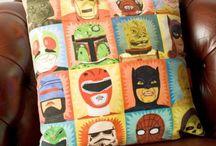 Superheroes things
