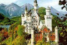 plaatsen die ik wil bezoeken