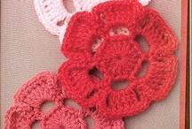muestras en crochet