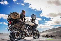 adventure bikes.